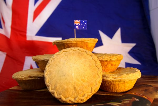 Australian pies 6 pack